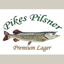 Pikes Pilsner