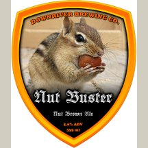 Nut Buster Nut Brown Ale