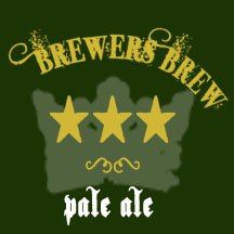 Brewers Brew Pale Ale