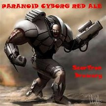 Paranoid Cyborg Red Ale
